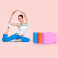 EVA Yoga Block Brick Foaming Foam Home Exercise Fitness Gym Practice Tool