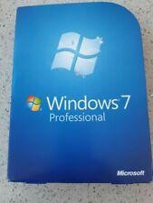 Microsoft Windows 7 Professional Complete Version 32 & 64 Bit Product Key 2011