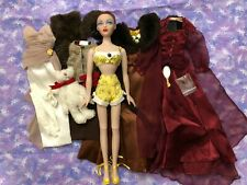 Mel Odom Gene Marshall Doll & Loose Doll Clothes Four Outfits Gently Used