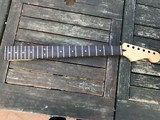Mighty Mite lic. by Fender Stratocaster Hals, 22 Bünde