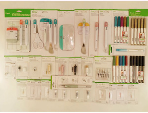 GENUINE CRICUT - Tools, Pens; Blades etc NEW - Choose from drop-down in listing