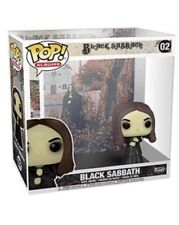 Pop! Rocks Black Sabbath with Case Funko Pop! Figure Pre Order Confirmed