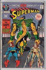 Superman #241 fine/vf