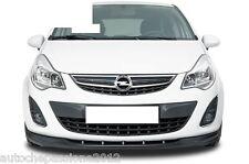 Spoiler/Splitter anteriore lama OPEL Corsa D restyling nuova ABS dopo il 2011
