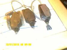 SAAB 1986 900 door lock actuators. OEM