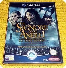 Il Signore Degli Anelli Le Due Torri ITA videogioco EA Gamecube Wii nuovo