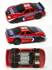 2006 Life-Like Chevy MONTE Carlo SS Slot Car V. Fast T chassis 9040 1yr issue