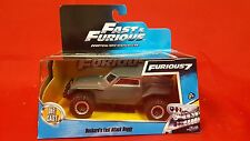 JADA FAST AND FURIOUS 7 DECKARD'S FAST ATTACK BUGGY 1/32 SCALE DIECAST 2016 NEW