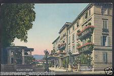 Switzerland Postcard - Zurich - Hotel Baur Au Lac  A2784