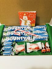 Bounty Lover! Gift Hamper Box, Bounty  Chocolate, Raffaello Coconut Favourite