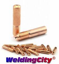 Weldingcity 10 Pk Contact Tip 087 299 0023 For Miller Hobart Mig Welding Gun