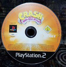 Play Station 2 Spiel PS2 Crash Herrscher der Mutanten  Spiel
