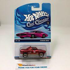 Subaru Brat RED * Hot Wheels Cool Classics * HH16