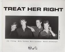 Treat Her Right- Music Memorabilia Photo