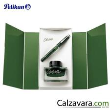 Pelikan Special Edition Classic 205 Olivine Fountain pen - Pennino Nib - F
