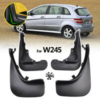 Mud Flaps For Benz B-Class W245 2006-2011 Front Rear Splash Guards Mudguards