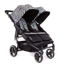 Baby Monsters Easy Twin 3.0 Double Stroller in Wings Brand New Free Shipping