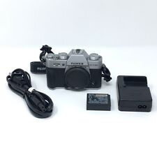 Fujifilm X-T20 24.3MP Mirrorless Camera Silver (Body Only) w/Charger - 4392