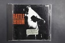 U2 – Rattle And Hum   - Music CD   (C344)
