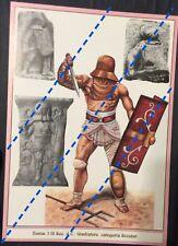 ss - EMI - Planche - Gladiatore della categoria SECUTOR (I-III secolo d.C.)