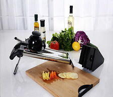 Mandoline Slicer Stainless Steel Adjustable Blades Kitchen Food Cutter Vegetable