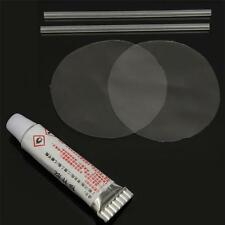 PVC Puncture Repair Patch Glue Kit For Inflatable Toy Pool Air Bed Dinghies ABCA