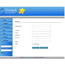 Cronjob System Pro. - Inkl. PayPal Anbindung