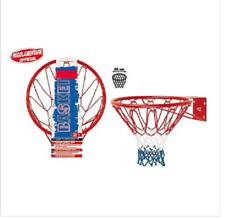 Panier Basket-Ball & Noir/Blanc Mur Réglable DIAM.CM.46