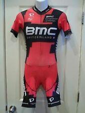BMC Pro Cycling Team Pearl Izumi Men's Small Fit SS Skinsuit