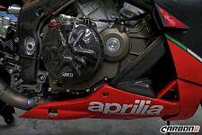 APRILIA RSV4 V4R Tuono 2009-2015 Carbon / Kevlar Clutch Cover Protector