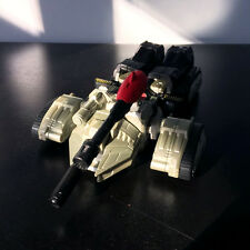 "Transformers G1 Classic 6"" Titanium Metal Megatron Tank Figure [RARE]"