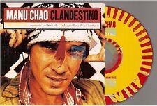 MANU CHAO clandestino CD PROMO mano negra