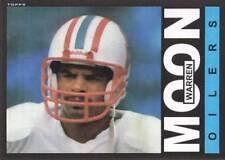 2012 Topps Rookie Reprint #251 Warren Moon 85 Oilers