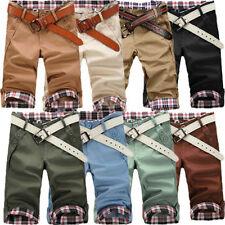 Unbranded Cotton Blend Cargo Pants for Men