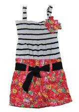 Peleles y bodies blanca sin mangas para niñas de 0 a 24 meses