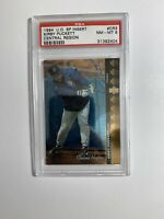 1994 Upper Deck SP Kirby Puckett Minnesota Twins Central Region PSA 8 #CR3