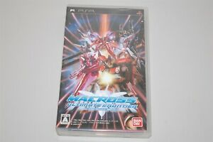 Macross Ultimate Frontier Japan Sony PSP game