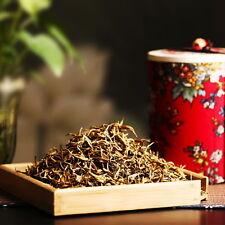 Dr. Pu Erh singolo germoglio d'oro Tip Dianhong Yunnan tè nero 200g
