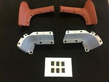 1967 Oldsmobile Cutlass, F-85, 442, W-30 Fender Peak Extensions and Fillers