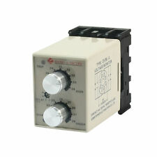 DVM-A DC 24V Protective Adjustable Over/Under Voltage Monitoring Relay