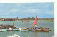 Hampshire Postcard - The Lower Quay - Fareham - Ref 16652A
