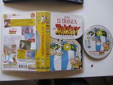 Les 12 travaux d'Astérix de Albert Uderzo, DVD, Enfants/Dessin animé