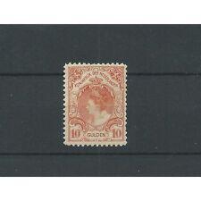 Nederland 80 Wilhelmina 10Gld  MH/ongebr  CV 950 €