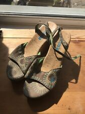 8438f4f7b00 ROXY Women's Wedge Sandals and Beach Shoes for sale | eBay