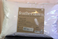 CHARTER CLUB Feather Down Pillow Standard/Queen SOFT  Support MSRP $120.00
