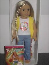 American Girl~  JULIE Doll with Book  ~ NIB