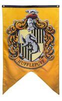 "Harry Potter Hogwarts Hufflepuff House Wall Flag Banner- 30"" x 50"" SHIPS FAST!"