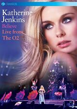 BELIEVE: LIVE FROM THE O 2 (DVD) - JENKINS,KATHERINE   DVD NEU