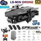 Drone Foldable Quadcopter WIFI FPV 480P 1080P 4K Wide-Angle Camera Gift HD H6P2