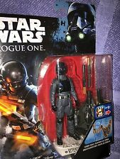 Star Wars   rogue one  Imperial ground crew  3.75 inch  figure set